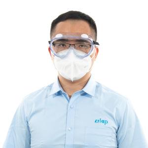 Ce FDA Certificied Anti-Splash Anti-Infection Anti-Impact Dust-Proof ИСЗ медицинские защитные очки с клапанами выдоха