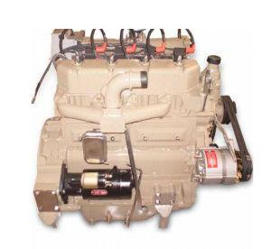1500rpm、35kwの使用を生成するための4105dtシリーズ天燃ガスエンジン