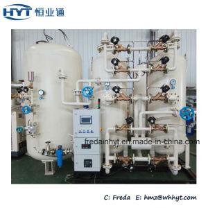 気体N2の発電機の企業アプリケーションHYTブランド窒素のガスの発電機