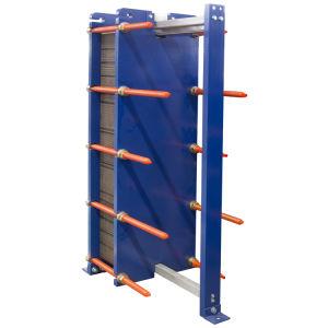 Alta Temperatura Industrial junta de aço inoxidável de alta pressão permutador de calor da placa