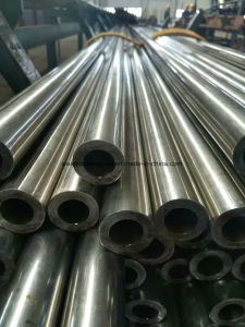 ボイラー管、熱交換器の管および圧力管のための継ぎ目が無い鋼鉄管