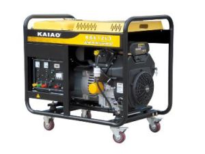 10kVA de Generator van de benzine met Kohler Motoren, Open Frame