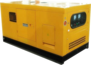 디젤 엔진 최고 침묵하는 발전기 세트 (LTD15)
