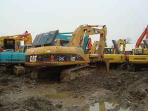 Cat usato 325c di Crawler Excavators