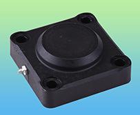 Plastikjustierbares Quadrat flanschte Lager-Maßeinheiten (HXJ1-10-5)