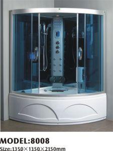 Cabina de ducha de lujo (8008)