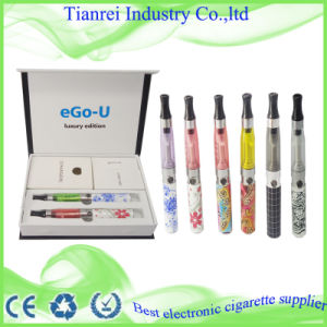 Bateria coloridos para o ego-Q E cigarros com caixa de oferta