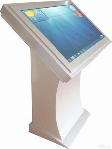 42 Zoll-Touch Screen, der Bildschirmanzeige LCD-Monitor, Anzeigen-Spieler, Fußboden steht DigitalSignage, Bildschirm-interaktiven Netz-Selbstservice-Informations-Kiosk bekanntmacht