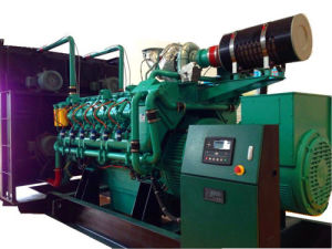 1000kVA 800kw Big Gas Generator con la Germania Gas Control Valves