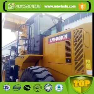 De Lader 4 Hete Verkoop van de Lader XCMG van het Wiel van de Ton de MiniLw400kn van China in Afrika