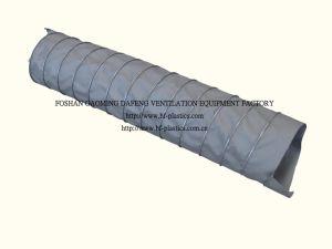 Fiberglas-hitzebeständiger flexibler Ventilations-Kanal