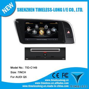Voiture DVD pour Audi Q5 2009-2013 avec le GPS intégré A8 RDS Chipset bt 3G/WiFi Momery Radio DSP 20 CAD (TID-C149)