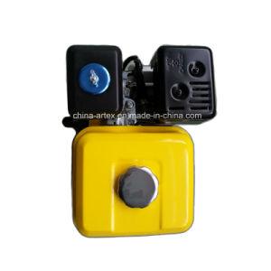 Cag 168f 4 치기 6.5HP 가솔린 또는 휘발유 또는 가스 기관