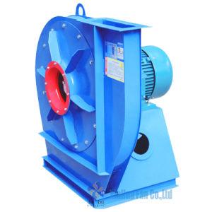 De super Ventilator van de Boiler van de Uitlaat van de Hete Lucht van het Aluminium van de Hoge Macht