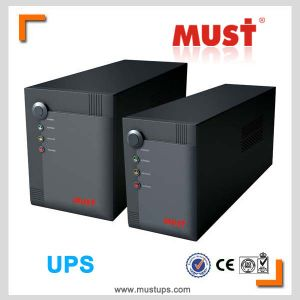 Computer Line Interactive 650va UPS with RS232 Communicate Port
