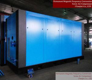 L'eau moyen de refroidissement du compresseur d'air rotatifs à vis