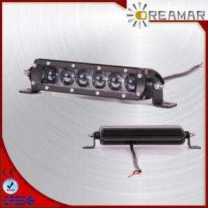 tweede, 3D, 4D, 5D 7.5  30W, 50W, 100W, 150W, 200W, 250W 9-32V IP68 de LEIDENE van CREE Enige Lichte Staaf van de Rij