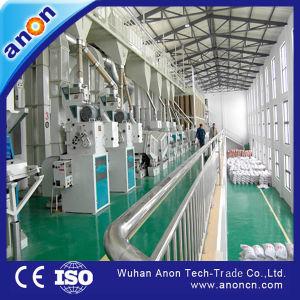 Anon Venta caliente Descascaradora de máquinas de molino de arroz Paddy el equipo de procesamiento de granos