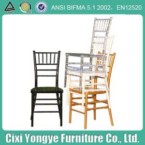 Weddings를 위한 Resin Plastic Chiavari Chair를 겹쳐 쌓이기