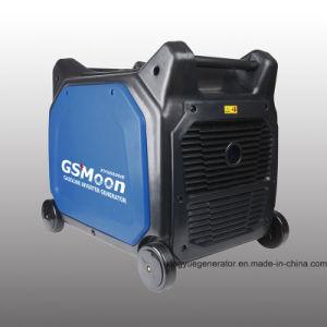 5.5KVA Inversor de potencia del generador eléctrico con mando a distancia