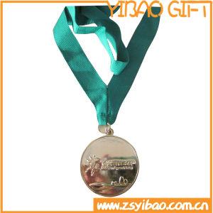 De Gouden Medaille van de Sport van het Ontwerp van de douane voor Herinnering (yb-md-21)