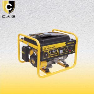 2kw 2kVA Generador Portátil 3kw 3kVA Generador Gasolina