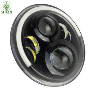 Indicatore luminoso dell'automobile di alto potere H/L LED del CREE per Harley e la jeep 50W