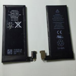Nuevo teléfono celular de la batería original para el iPhone 4G