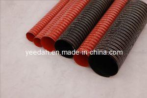 Flexible de silicona de conducto de aire acondicionado (SH-0102)