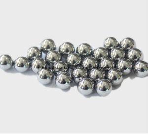 302/420/440/430 Bal 1.5mm50mm van het Roestvrij staal van het Gebruik van de Pijp Hoofd