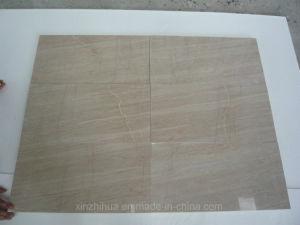 Pavimento Marmo Rosso : Mattonelle di marmo beige del pavimento non tappezzato del marmo