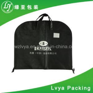 Hot vendre non pliable Vêtement tissé sac/cache/Vêtements Costume SAC SAC de crochet de suspension