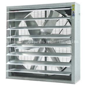 AC Ventilateur Axial Flow 54'' industrielle pour l'usine de ventilateur d'échappement