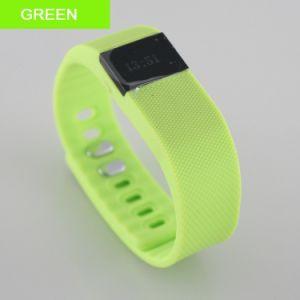 Ricordo sedentario del braccialetto astuto di Bluetooth Anti-Perso trovando l'orologio del Wristband Tw64