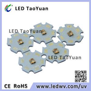 3W 365nm 385nm 395nm 405nm de uva de alta potencia LED