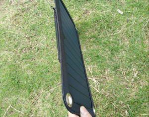6 Вт Sunpower складные гибкие мягкие эластичные портативная солнечная панель питания мобильного телефона тканью зарядное устройство