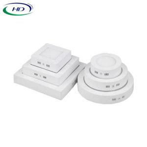 よい価格の表面によって取付けられる正方形6W LEDの照明灯85-265VAC