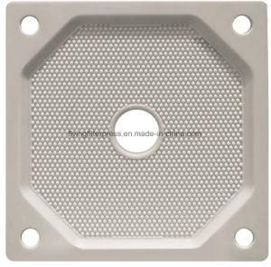 Под высоким давлением РР утопленную пластину фильтра (16 бар)