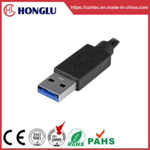 컴퓨터와 HDTV를 위한 USB 3.0 접합기에 경량 HDMI