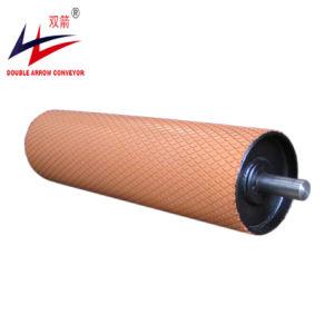 컨베이어 폴리 제조자 폴리우레탄 고무 컨베이어 드럼 폴리 지체