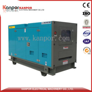 Tipo silenzioso generatore di Yanmar 12.8kw 16kVA (14.4kw 18kVA) di potere
