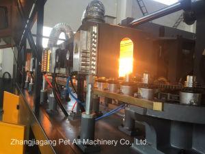 ISOの識別が付いている9cavityペットびんの吹く機械