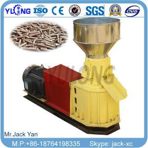 300-500kg/h Flat-Die presse à granulés de la biomasse