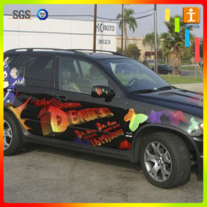 Наклейка с логотипом деловых обедов автомобильной шины для рекламы устройства обвязки сеткой (TJ-14)