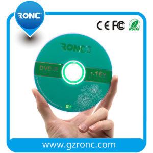 Matériel Vrigin 16x Imprimable DVD pour le marché de la Turquie