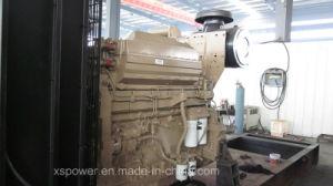 Kta19-P600 de Motor van Cummins voor de Pomp van het Water, de Pomp van de Mixer, de Pomp van het Zand