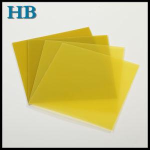 Epgc202 Placa de aislamiento de epoxi con alta calidad