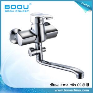 Boouの熱い販売の健全な真鍮の壁に取り付けられた浴槽のコック