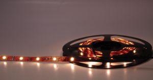 5050 de color RGB LED 48/M DE TIRA DE LEDS con UL