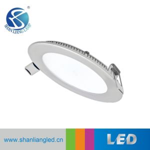 3W-24W Lumière au plafond Downlight lumière LED pour panneau